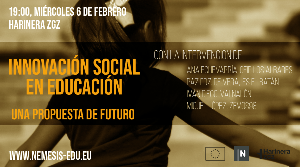 Social Innovation in Schools. A proposal for the future of education.