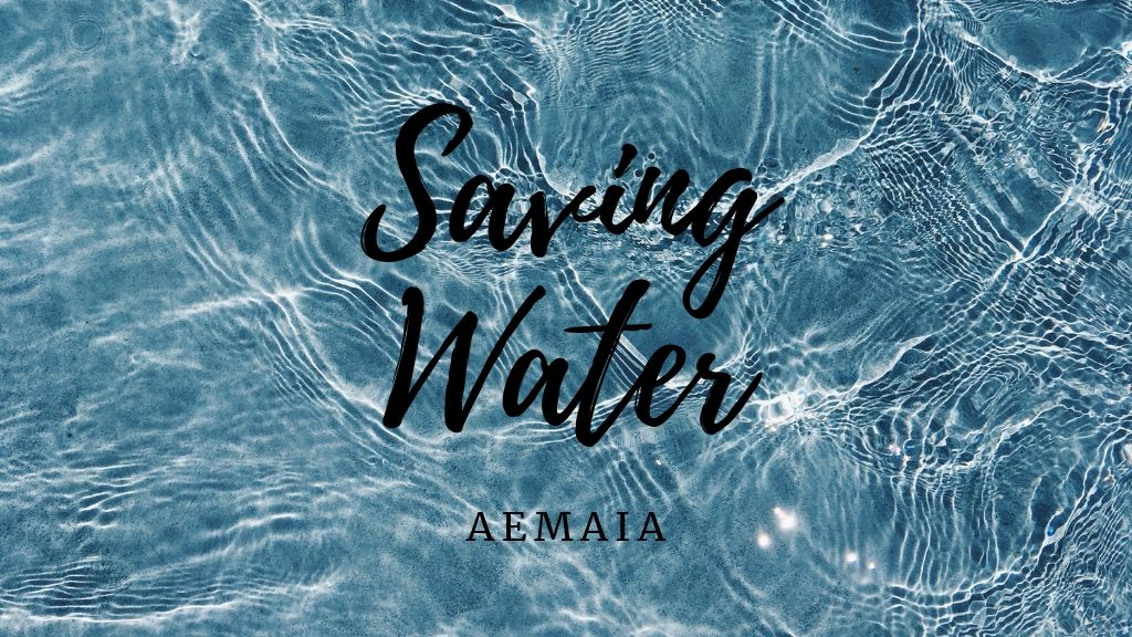 Saving Water (II) – Maia's Cluster of Schools