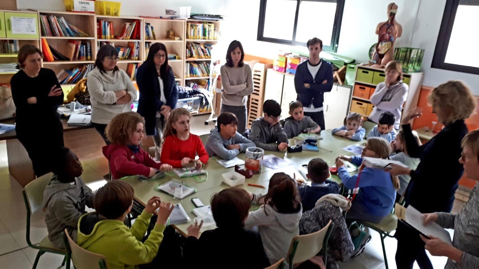Joining Forces – Joaquín Costa School, Spain