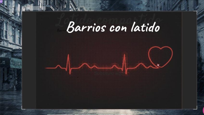Barrios con Latido – IES Pedro de Luna, Spain