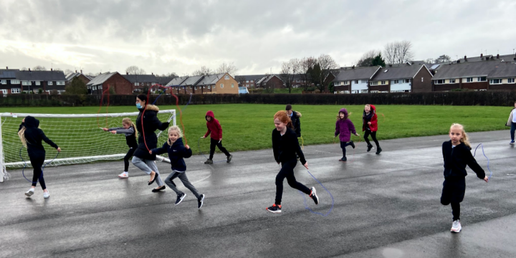 British Heart Foundation – Rockingham Junior and Infant School Year 3, UK