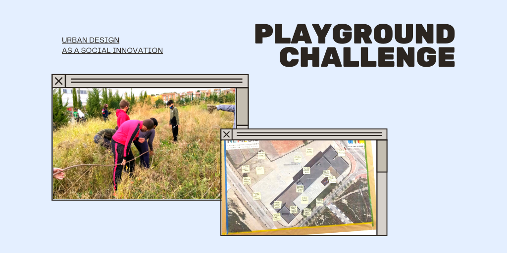 Playground challenge – Los Albares School, Spain