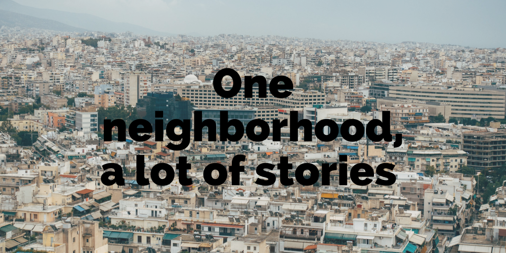 One neighborhood, a lot of stories – 3rd Primary School of Thessaloniki, Greece